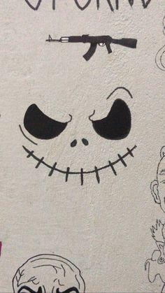 Mini Drawings, Cool Art Drawings, Doodle Drawings, Art Drawings Sketches, Doodle Art, Easy Drawings, Graffiti Drawing, Graffiti Lettering, Graffiti Art