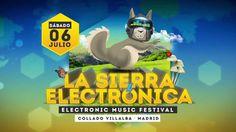 Vídeo presentación de La Sierra Electrónica - Electronic Music Festival