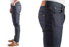 Ori Jeans - The Made-To-Order Selvedge Denim Jeans http://www.sprhuman.com/ori-jeans-the-made-to-order-selvedge-denim/