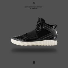 adidas Yeezy Boost x adidas Basketball Sneaker Mash Up