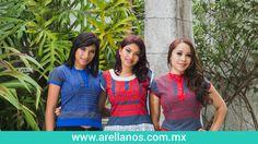 Arellano's Folklor a la Moda, Bordados originales hechos diseño por artesanas de Oaxaca, para damas y caballeros. Blusas, Faldas y Vestidos, Ropa Típica.