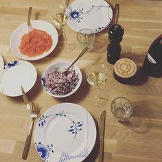 Gotta love tuesdays. #foodie #københavn #copenhagen #stenbiderrogn #nørrebro #madglad #royalcopenhagen #aida by carolinestageo