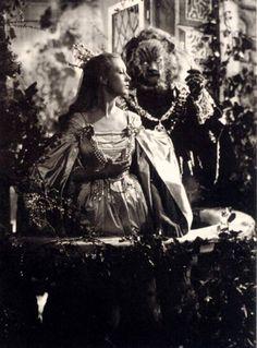 La Belle et la Bete, Jean Cocteau