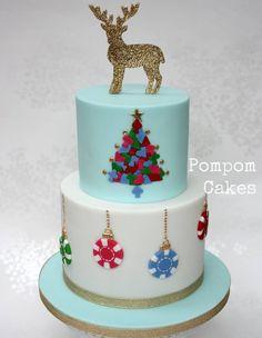 Pompom Cakes
