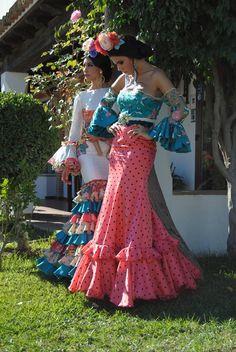 (31) vestidos de flamenca y ole¡¡¡¡