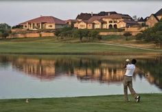 Golf Course in Castle Hills | Carrollton, TX