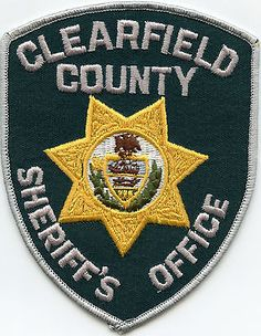 CLEARFIELD-COUNTY-PENNSYLVANIA-SHERIFF-PATCH