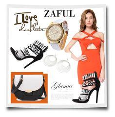 """""""zaful12"""" by crvenamalina ❤ liked on Polyvore featuring zaful"""
