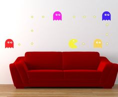 Video Game Vintage Characters  Way Cool by SolanaGraphicStudios, $30.00