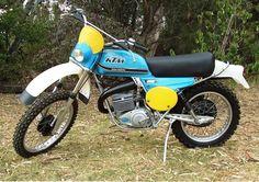 Ktm 175Gs 1977