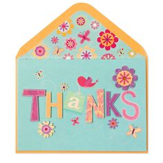 Thanks Patchwork Lettering Price $5.95