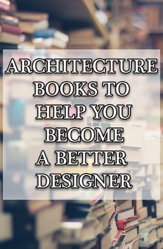 Check out my top book recommendations for anyone looking to up their design game Landscape Architecture Drawing, Art And Architecture, Game Design, Book Design, Books To Read, My Books, Library Inspiration, Building Systems, Writers Write