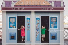 Disney World Boardwalk Photography
