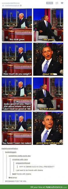 Brobama for the win
