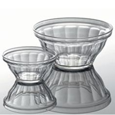 Picardie Glass Serving Bowl. $10.95 #mightynest