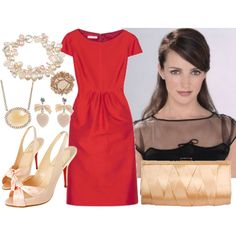 Charlotte York, created by mshoyleisback on Polyvore