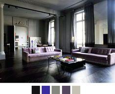 #colors, #setup, #decor, #modern, #simple Dark Wood Floors Living Room, Dark Living Rooms, Living Room Modern, Living Room Designs, Living Room Furniture, Living Room Decor, Bedroom Decor, Dining Room, Paris Bathroom Decor