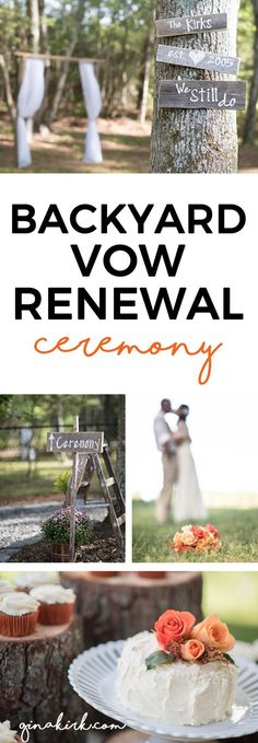 Ideas About Vow Renewal Ceremony On Pinterest Vow Renewals Wedding