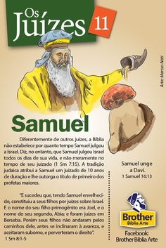 Curiosidade Bíblica: Juízes 11 Samuel
