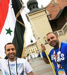 JORNADAS MUNDIALES DE LA JUVENTUD: Dos hermanos separados por la guerra en Siria se encuentran en la JMJ de Cracovia