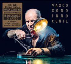 !!CD Worldwide shipping!! #VascoRossi l'album per il 2015 è #SonoInnocente . Vieni a comprarlo in negozio da #CDCLUB in versione CD/DVD oppure compralo sul nostro store online! (Clicca sulla copertina) il nuovo album in 24 ore è già a casa tua!! ;)