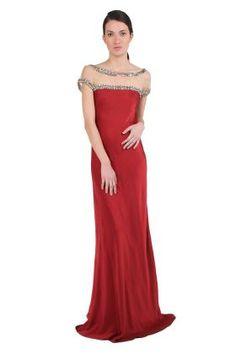 Super Exclusivo - Huis Clos - Vestido Vermelho Longo - Vermelho