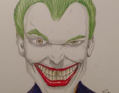 "Check out new work on my @Behance portfolio: ""Joker"" http://be.net/gallery/44253635/Joker"