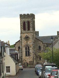 Dunlop Church Dunlop, Scotland. 6/2015