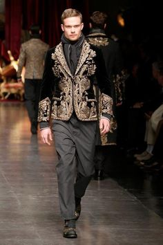 Dolce & Gabbana Men's Fall 2013