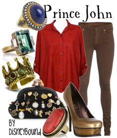 Prince John by DisneyBound