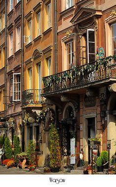 Calle de Varsovia.
