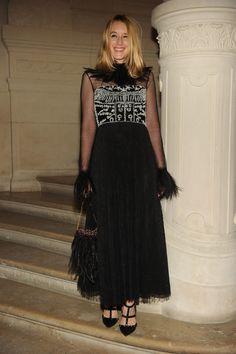 Ludivine Sagnier - Janeiro 2016 (Paris Couture Week)