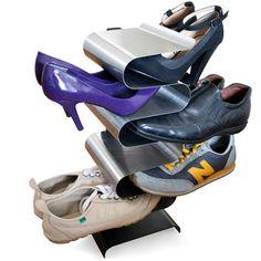 Rack para Sapatos Vertical