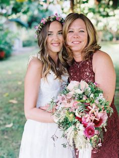 mãe da noiva com maquiagem para o casamento