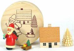 Santa in Box