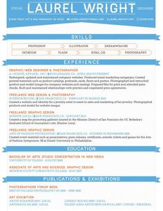 Web Design Resume Sample Modern Résumé Update  Pinterest  Marketing Resume And Creative