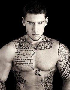Mens Tattoo Ideas Fear God