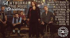 A Wynonna & The Big Noise Christmas: Tour Dates Announced