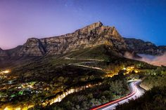 Picture of Table Mountain, Cape Town, South Africa