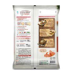 청정원 대게살 볶음밥 450g, 새벽배송 Pouch Packaging, Packaging Stickers, Product Label, Packaging Design, Packing, Branding, Templates, Dumplings, Bag Packaging