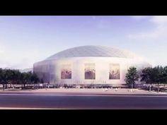 Inicio Demolición del coliseo  el Campín dará paso a la nueva  Arena Met...