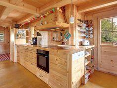 Baita in legno a #Manigod Rodano-Alpi #Francia