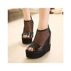 76275a6f17ed9e   32.99  Shimandi Women s Platform Wedges Heels Sandals Shoes(More Colors)