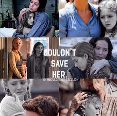 The Hunger Games; Katniss and Prim