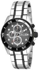 Invicta Specialty 17016 Men's Round Gray Analog Chronograph Date Watch