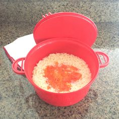 You never have to use the stove again with Avon's Microwave Rice Cooker is simply the best