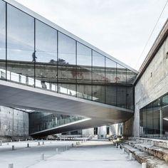 Danish Maritime Museum by BIG - Bjarke Ingels Group - Denmark - Completed Buildings / Culture