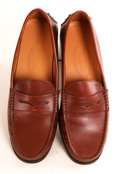 TOD'S - so classic.
