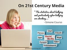 A Q&A on 21st Century Media focusing on the impact on parents and youth.