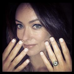 From the Editors: a Nails Magazine Blog - Met Gala - Olivia WIlde